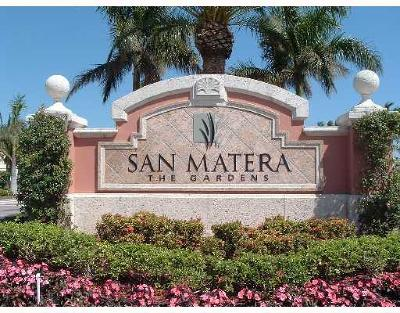 Palm Beach Gardens Rental For Rent: 2728 Anzio Court #105