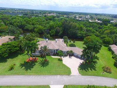 Delray Beach FL Single Family Home For Sale: $1,395,000