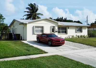 Deerfield Beach Single Family Home For Sale: 1320 SW 10th Avenue
