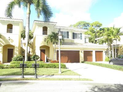 Palm Beach Gardens Rental For Rent: 355 Chambord Terrace