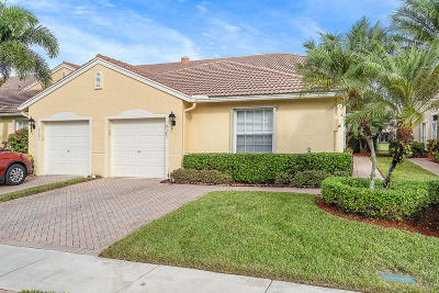 West Palm Beach FL Single Family Home For Sale: $285,500