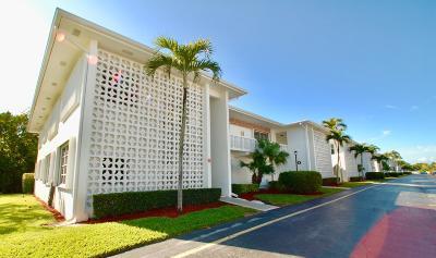 South Palm Beach Rental For Rent: 4501 S Ocean Boulevard #A7