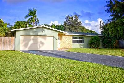 Lake Worth Single Family Home For Sale: 4158 Sherri Court