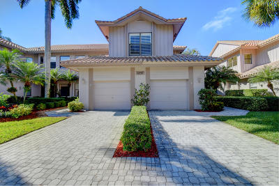 Delray Beach Condo For Sale: 16897 Isle Of Palms Drive #C