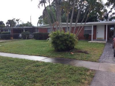Palm Beach Gardens Rental For Rent: 3796 Everglades Road