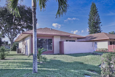 West Palm Beach FL Single Family Home For Sale: $237,900