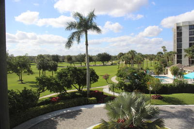 Boca Raton Condo For Sale: 6797 Willow Wood Drive #6033