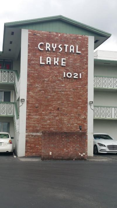 Deerfield Beach FL Rental For Rent: $1,050