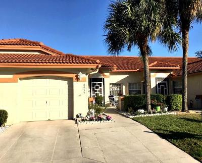 Delray Beach Single Family Home For Sale: 8059 Summer Shores Drive