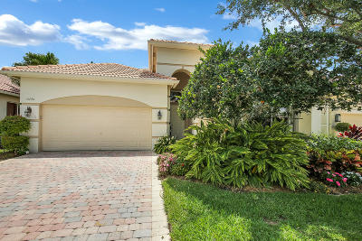 West Palm Beach Single Family Home For Sale: 10740 Grande Boulevard