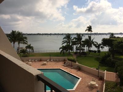 West Palm Beach Condo For Sale: 5200 Flagler Drive #405