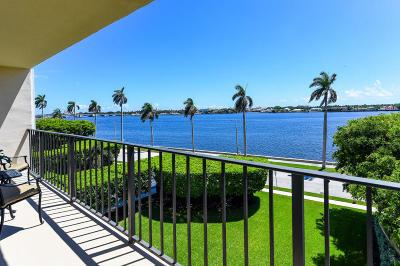 West Palm Beach Condo For Sale: 1701 S Flagler #406