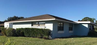 Stuart Single Family Home For Sale: 5225 SE SEa Island Way