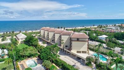 Delray Beach Condo For Sale: 120 S Ocean Boulevard #3-E