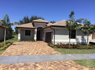 Martin County Single Family Home For Sale: 5903 SE Entry Court