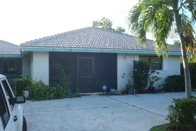 Boca Raton FL Rental For Rent: $1,395