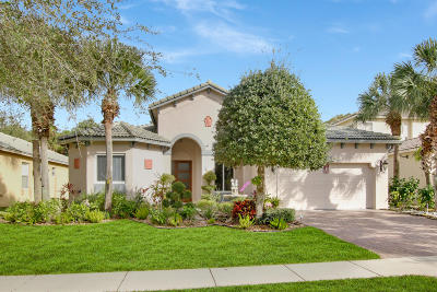 West Palm Beach Single Family Home For Sale: 1882 Palisades Drive