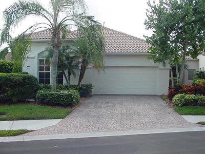 Palm Beach Gardens Single Family Home For Sale: 1015 Diamond Head Way
