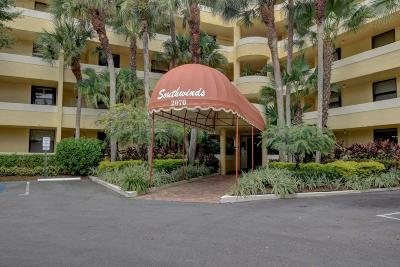 Delray Beach Condo For Sale: 2070 Homewood Boulevard #3020
