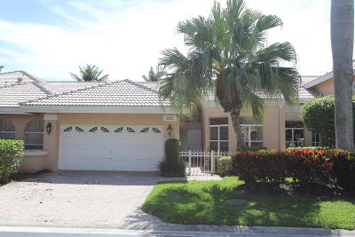Boca Raton FL Townhouse For Sale: $199,000