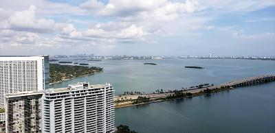 Miami-Dade County Condo For Sale: 501 NE 31st Street #3902