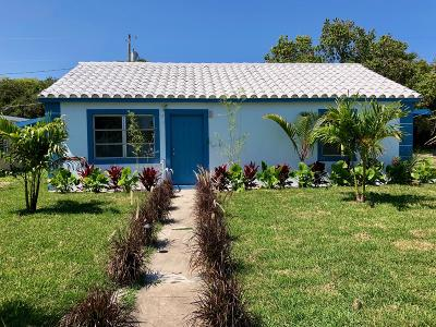 West Palm Beach Single Family Home For Sale: 949 30th Street