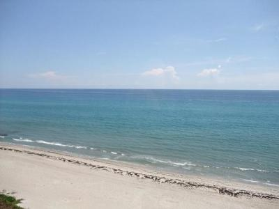 Highland Beach Rental For Rent: 3201 S Ocean Boulevard #602
