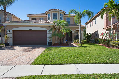 Wellington Single Family Home For Sale: 10513 Marsh Street