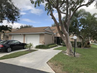 Boca Raton Single Family Home For Sale: 8417 Winding Stream Lane