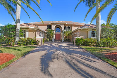 Boca Raton FL Single Family Home For Sale: $800,000