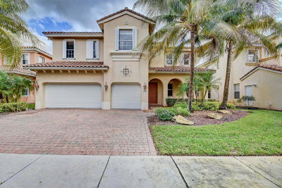 West Palm Beach Single Family Home For Sale: 772 Triana Street