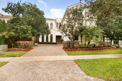 Boca Raton FL Single Family Home For Sale: $1,250,000