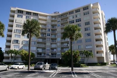 West Palm Beach Condo For Sale: 2600 Flagler Drive #1013