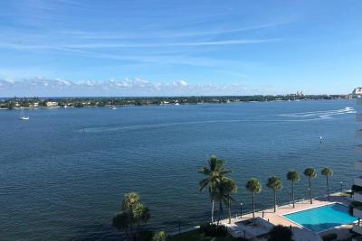 West Palm Beach Condo For Sale: 2800 Flagler Drive #1001