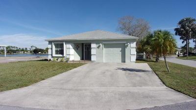 Fort Pierce Single Family Home For Sale: 6500 Teresita Court