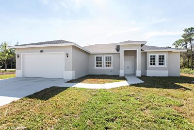 Loxahatchee Single Family Home For Sale: 16496 61st Place