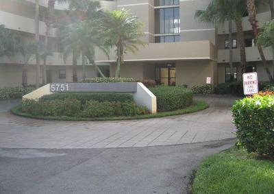 Boca Raton Condo For Sale: 5751 Camino Del Sol #306