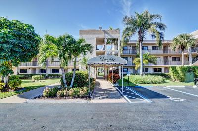 Delray Beach Condo For Sale: 15461 Pembridge Drive #312