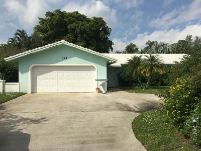 Royal Palm Beach Single Family Home For Sale: 329 Sandpiper Avenue