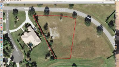 Wellington FL Residential Lots & Land For Sale: $695,000