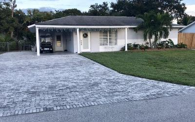 Jupiter Single Family Home For Sale: 1518 Berkshire Avenue