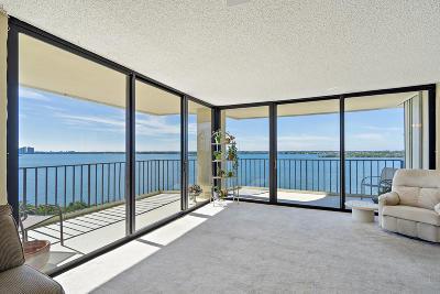 Singer Island Condo For Sale: 5480 Ocean Drive #B8c