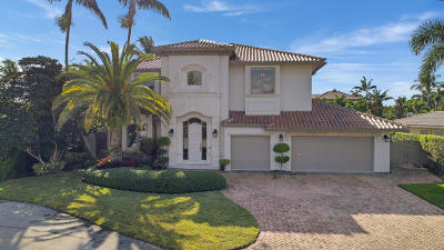 Boca Raton FL Single Family Home For Sale: $2,445,000