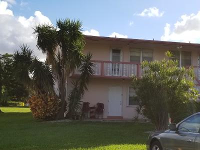 West Palm Beach Condo For Sale: 288 Norwich L