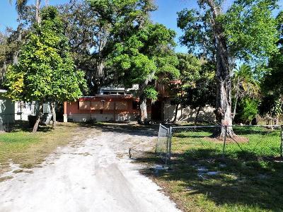 Fort Pierce Single Family Home For Sale: 1506 Citrus Av Avenue