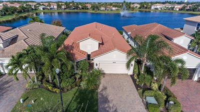 Palm Beach Gardens Single Family Home For Sale: 4926 Pacifico Court