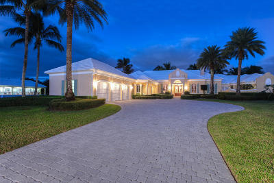 Wellington Single Family Home For Sale: 3612 Aiken Court