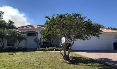 Hobe Sound Single Family Home For Sale: 9978 SE Osprey Pointe Drive