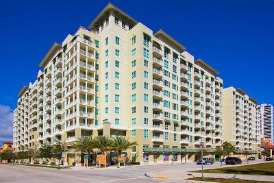 City Palms, City Palms Condo, City Palms Condominium, City Palms At City Place, City Palms Condo At City Place, City Palms Condominiums Rental For Rent: 480 Hibiscus Street #529