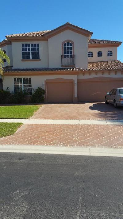 West Palm Beach FL Single Family Home For Sale: $599,000